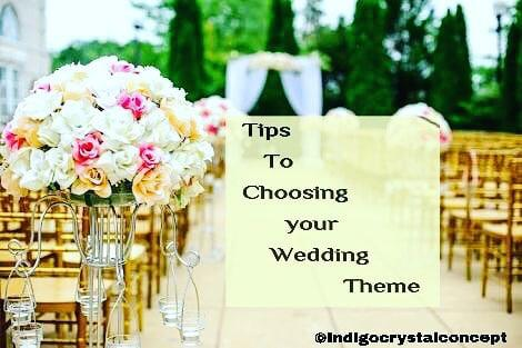 choosing your Wedding Theme