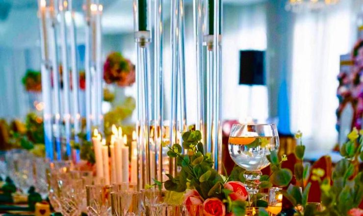 EVENT DECORATION & STYLING TRAINING IN LAGOS